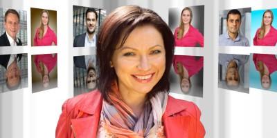 Den Bewerbungsfoto Hintergrund richtig zu wählen bedeutet die Bildwirkung zu maximieren. Dieser Ratgeber hilft den richtigen Bildhintergrund zu finden.