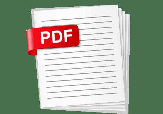 E-Mail Bewerbung: Die PDF ist das richtige Format für deine E-Mail Bewerbung 2015. Bitte kein HTML