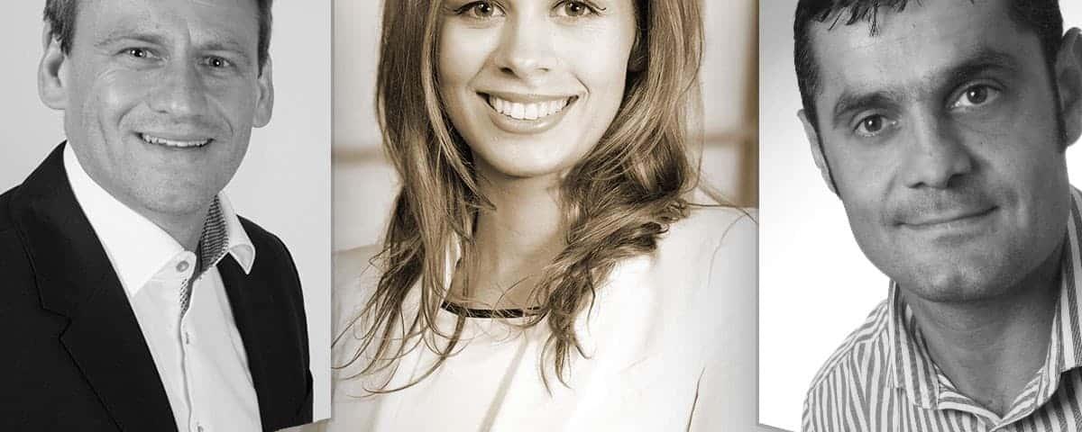 Bewerbung mit Bewerbungsfoto in sepia, schwarz weiss und Farbe im Wirkungsvergleich Ratgeber