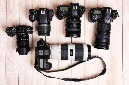 Bewerbungsfoto selber machen oder machen lassen? Image