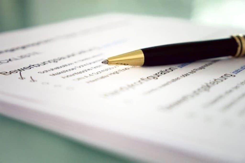 Vorstellungsgespräch Checkliste als PDF Leitfaden für Bewerbungsgespräche und Kundentermine.