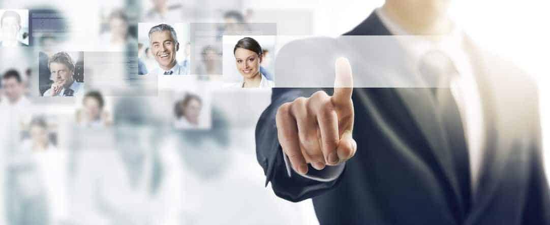Bewerbung: Bewerbungsart Platz 2: Passive Bewerbung der Neuzeit durch Karriere Positionierung in sozialen Netzwerken
