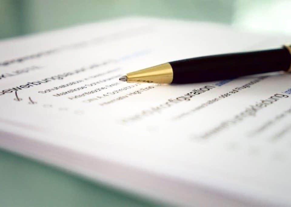 Vorstellungsgespräch Checkliste für Bewerbungsgespräche und Kundentermine