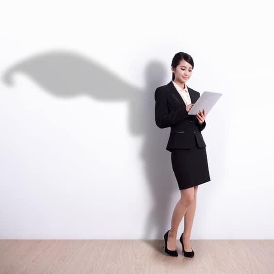 Die 1. Strategie Charisma zu lernen liegt darin, dass Sie (endlich) Ihre wahre Größe anerkennen.