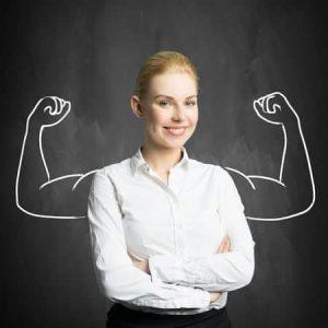 Richtig bewerben mit einer guten Portion Selbstbewusstsein: In Verkäufersprache - Präsentation, Einwandhandlung & Abschluss! Sie stellen eine Erfolgsgarantie für den Arbeitgeber dar! Gehen sie vertiefend zu Themen aus dem ersten Gespräch ein! Zeigen sie ihre Fähigkeiten an realen Beispielen auf! Gehen sie offen mit noch nicht erlangten Fähigkeiten um! Zeigen sie Initiative und Engagement!
