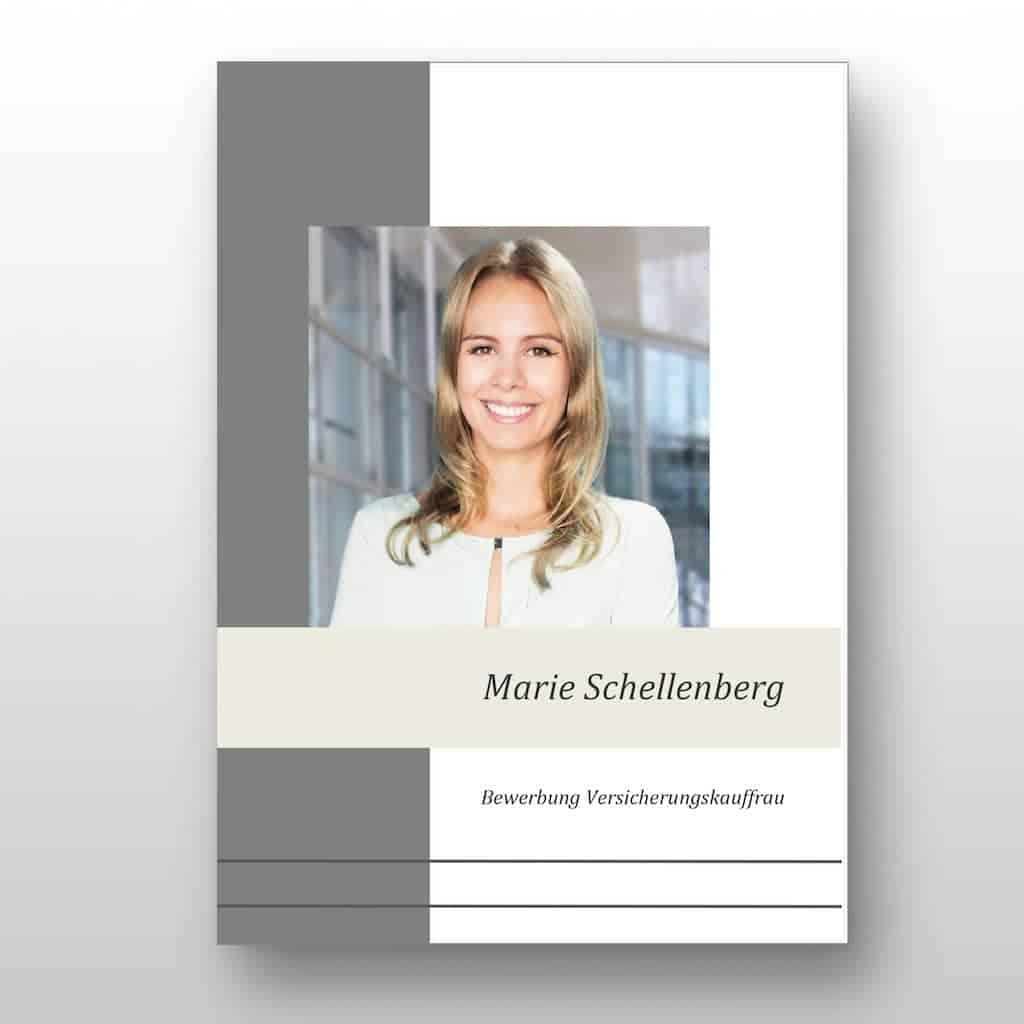 Bewerbungsdeckblatt Cv Lebenslauf Download Starmazing
