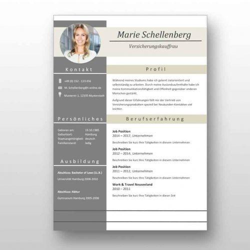 """Bewerbungsanschreiben + CV Lebenslauf Download: Die Bewerbungsvorlage """"Full Attention"""" überzeugt von Beginn an. Das moderne Design über 4 Seiten hinweg verleiht Ihnen einen eindrucksvollen ersten Eindruck, wobei Ihre Erfahrungen im Mittelpunkt stehen. Die Bewerbungsvorlage ist gut geeignet für Berufserfahrene, da der Lebenslauf mit einer zweiten Folgeseite zusätzlichen Platz für vorherige berufliche Stationen bietet. Sie können die WORD-Vorlage individuell und selbstständig flexibel anpassen und erweitern. Die Datei ist komplett frei editierbar und anpassbar. Der komplette Set besteht auf Bewerbungsdeckblatt, Bewerbungsanschreiben, Lebenslauf und Lebenslauf-Folgeseite. #CV #Lebenslauf #Bewerbung"""