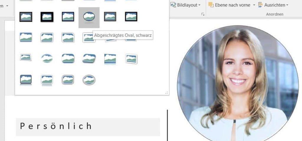 Runde Porträtfotos sehen klasse aus. So können Sie jedes Foto rund ausschneiden mit Microsoft Word. Diese Schritt für Schritt Anleitung zeigt wie es gelingt