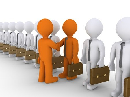 Job-Matching basiert auf Erfolgsfaktoren von Partnerbörsen. Mit dieser Methode lassen sich Bewerber + Arbeitgeber noch schneller zusammen bringen. Wir zeigen wie es funktioniert: