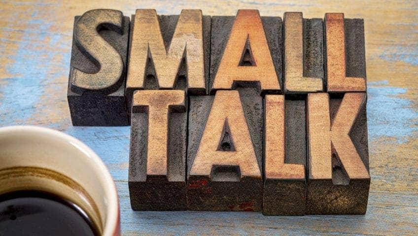 7 Tipps zum Smalltalk führen im Vorstellungsgespräch