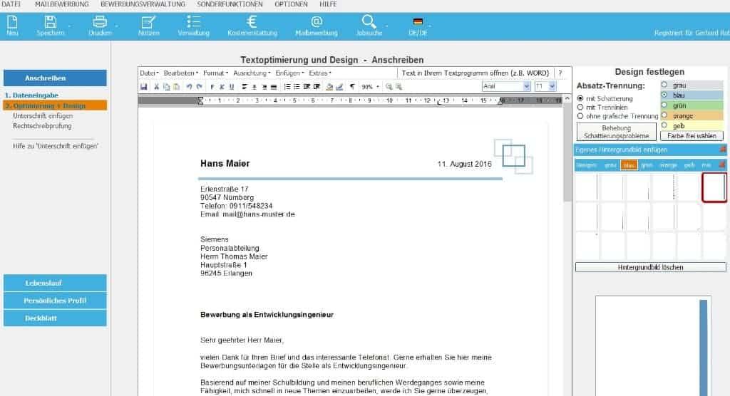 Beste Lebenslauf Beispiele Administrative Assistent Der ...
