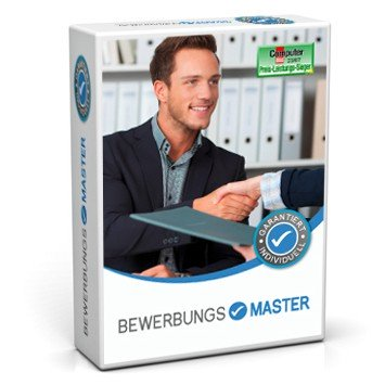 Bewerbungs-Master professional 2018 Vollversion Image