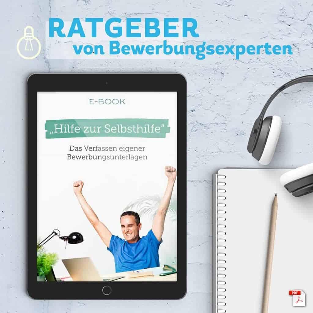 """E-Book Download: """"Bewerbungsunterlagen erstellen"""". Beantwortet: Wie gestalte ich einen Lebenslauf? Wie wird mein Bewerbungsschreiben aussagekräftig? Ein Grundstein zur perfekten Bewerbung"""