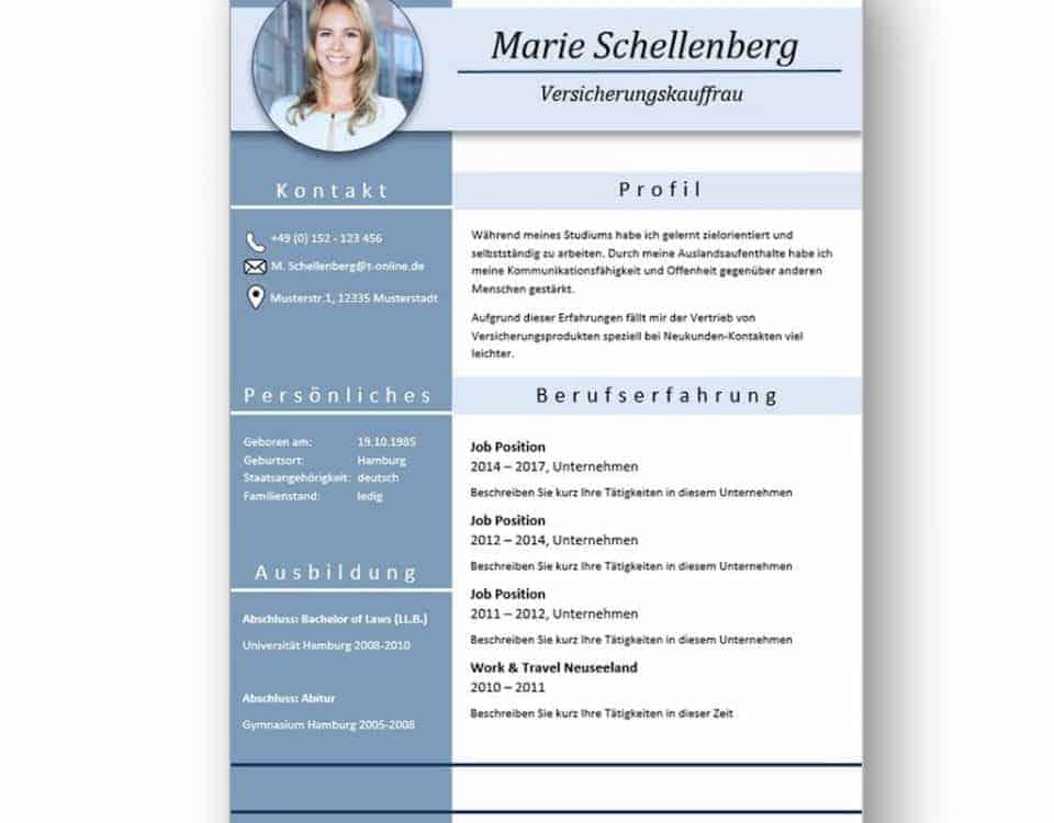 """Bewerbungsanschreiben + CV Lebenslauf Download: Die Bewerbungsvorlage """"Full Attention Vol.2"""" überzeugt von Beginn an. Das moderne Design über 4 Seiten hinweg verleiht Ihnen einen eindrucksvollen ersten Eindruck, wobei Ihre Erfahrungen im Mittelpunkt stehen. Die Bewerbungsvorlage ist gut geeignet für Berufserfahrene, da der Lebenslauf mit einer zweiten Folgeseite zusätzlichen Platz für vorherige berufliche Stationen bietet. Lebenslauf, CV, Bewerbungsvorlage für die moderne Bewerbung als Download."""