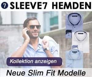 Moderne Hemden für das Bewerbungsfoto und gleichzeitig ideal für alle Bürojobs.
