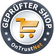 STARMAZING Guetesiegel OnTrust Net gepruefter Webshop