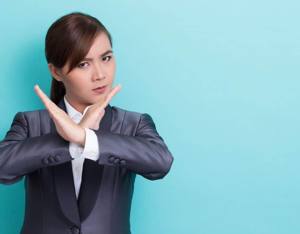 Unzulässige Fragen im Vorstellungsgespräch und wie Sie darauf reagieren können!