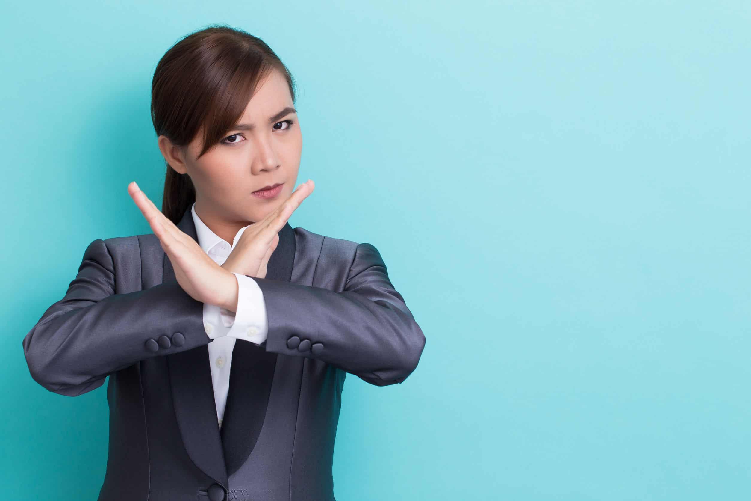 Unzulässige Fragen im Bewerbungsgespräch und wie Sie darauf reagieren können Image