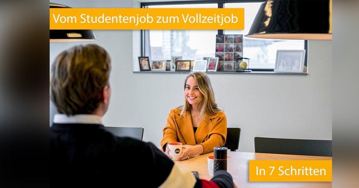 Student Vollzeitjob