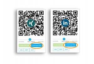 Perfekt in der Bewerbung: QR Codes für LinkedIn und XING. Diese Anleitung zeigt, wie man eigene QR-Codes zu seinen SocialMedia Profilen generiert und vorteilhaft in Bewerbungen einsetzt. Personaler erkennen sofort, dass dieser Bewerber neue Medien beherrscht und damit tendenziell für das Unternehmen wertvoll sein kann.
